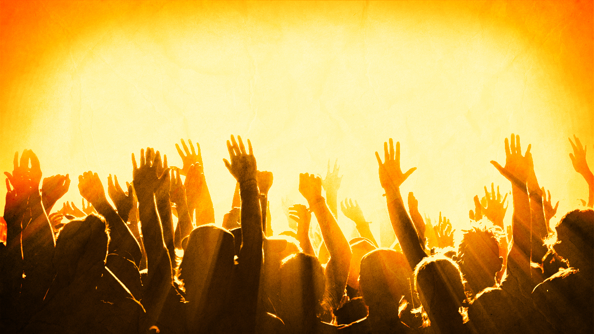 We Raise Our Hands In Worship | pastoreid