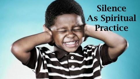 silence copy